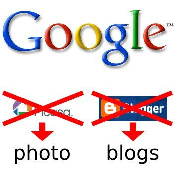 Google retirar� Picasa y Blogger en favor de Google Plus